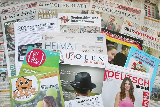 Internationale Presse Deutschland Polen